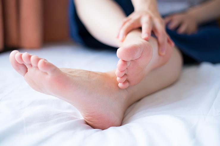 足の臭い原因